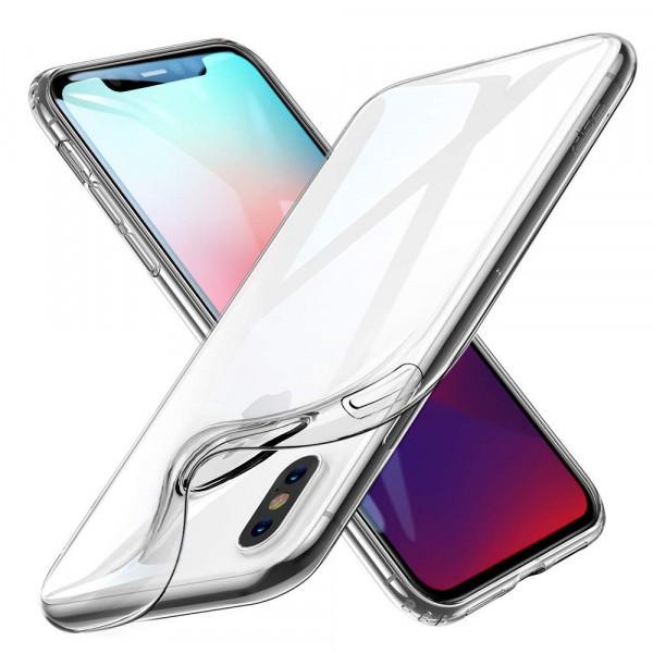 MMOBIEL Screenprotector en Siliconen TPU Beschermhoes voor iPhone XS Max - 6.5 inch 2018
