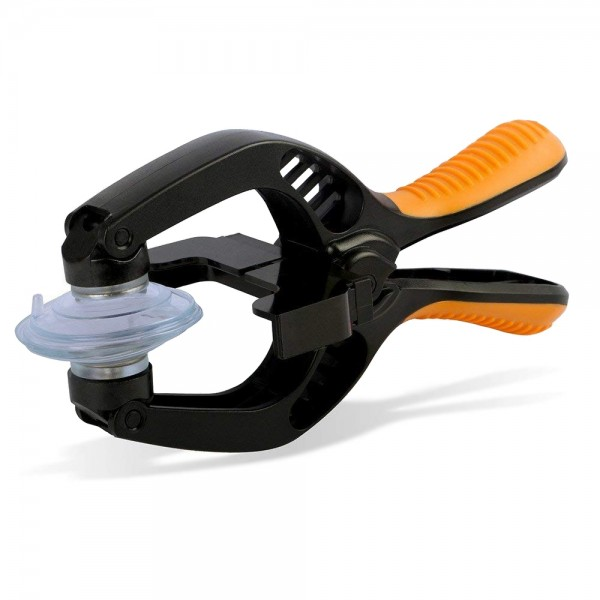 LCD Screen Opening Tool - Pliers Repair Tool Suction Cup (Orange)