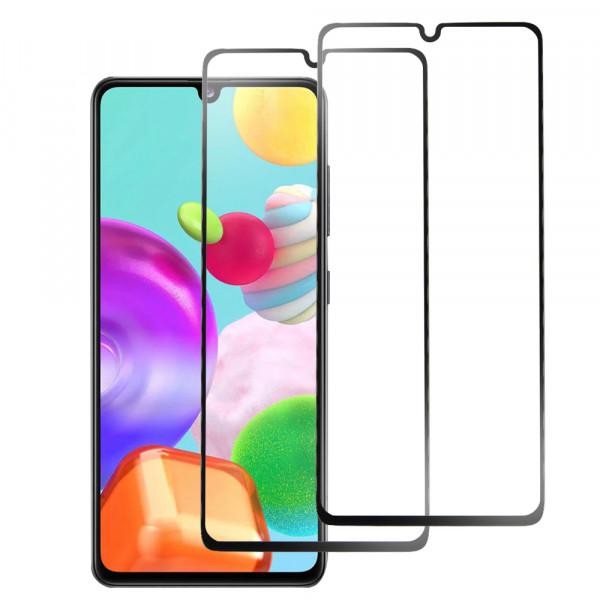 MMOBIEL 2 stuks Glazen Screenprotector voor Samsung Galaxy A41 A415 2020 6.1 inch - Tempered Gehard Glas - Inclusief Cleaning Set