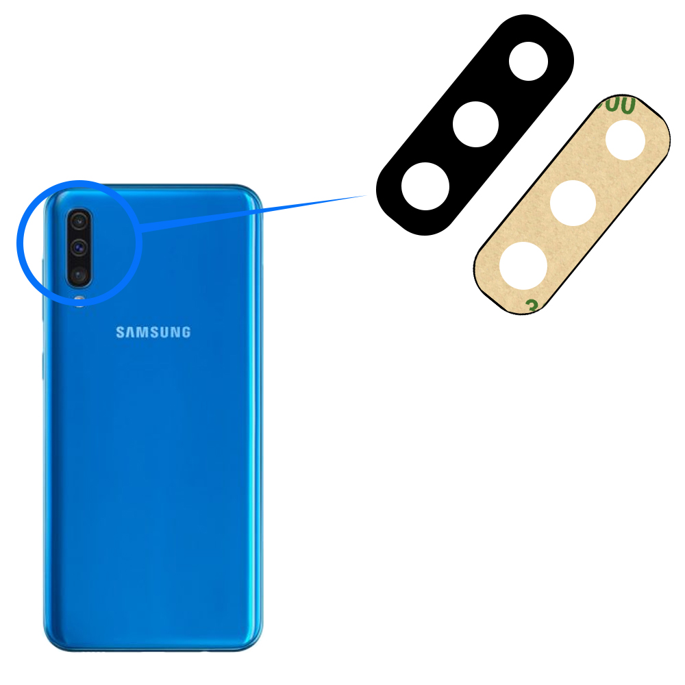 MMOBIEL Back Rear Camera Glass Lens Replacement Compatible with ...