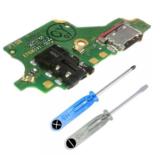 Dock Connector für Huawei P20 Lite Ladebuchse Ladeport + Werkzeug