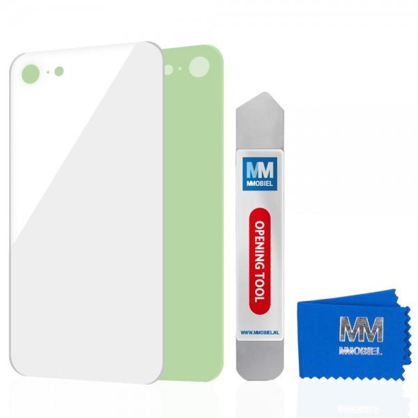 MMOBIEL Back Cover voor iPhone 8 (WIT)