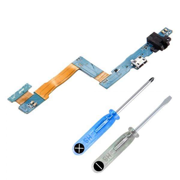 Dock Connector Lade Port für Samsung Galaxy Tab A 9.7 SM-T550 + Flexkabel