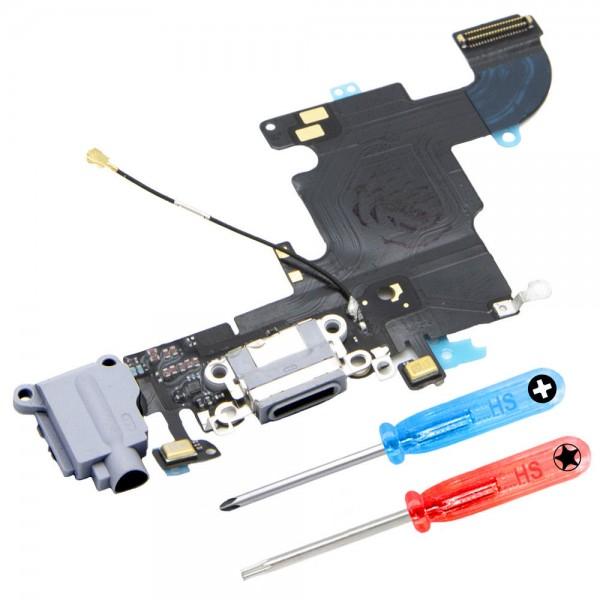 MMOBIEL Dock Connector voor iPhone 6S (ZWART)
