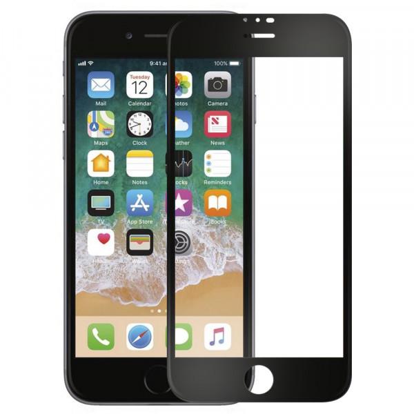 Gehärtetes Glas 2.5D 9H Panzerfolie Displayschutzfolie für iPhone SE (2020) / 8