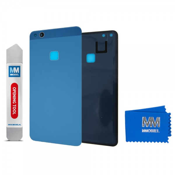 MMOBIEL Back Cover incl. Lens voor Huawei P10 Lite 2017 (BLAUW)