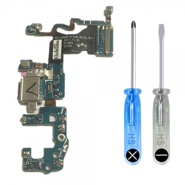 MMOBIEL Dock Connector voor Samsung Galaxy S9 (G960F)