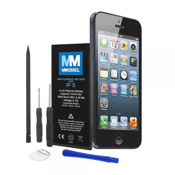 MMOBIEL Batterij / Accu voor iPhone 5 - 1440mAh Batterij Li-Ion