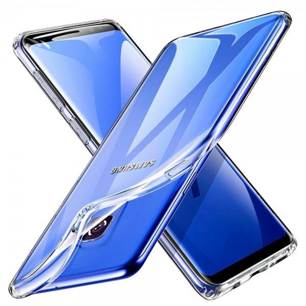 MMOBIEL Siliconen TPU Beschermhoes Voor Samsung Galaxy S7 - 5.1 inch 2016 Transparant - Ultradun Back Cover Case