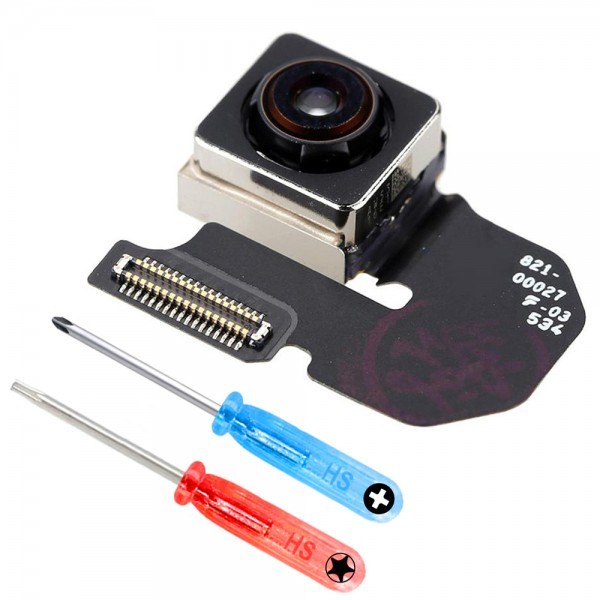 Haupt Kamera für iPhone 6 Rückkamera Modul 8 MP Flex Backkamera Kabel + Werkzeug