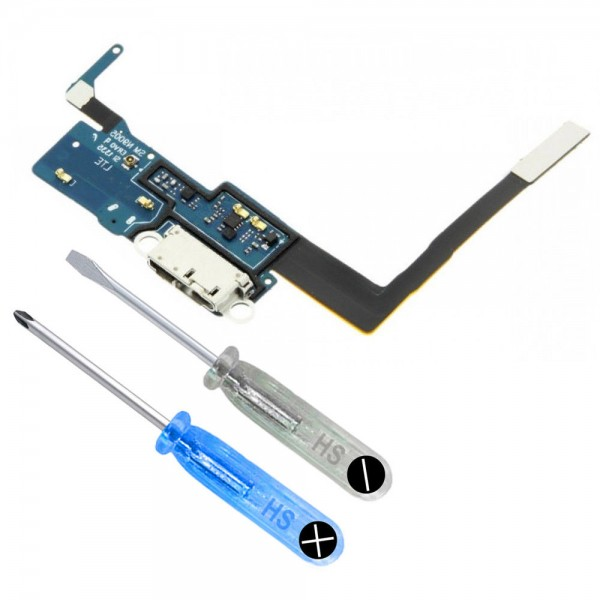 Dock Connector for Samsung Galaxy Note 3 N9005 Charging Port incl. Toolkit