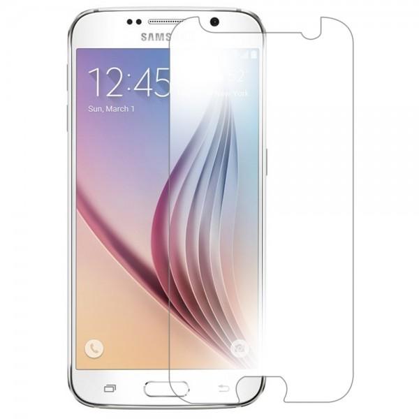 MMOBIEL Glazen Screenprotector voor Samsung Galaxy S6 - 5.1 inch - Tempered Gehard Glas - Inclusief Cleaning Set