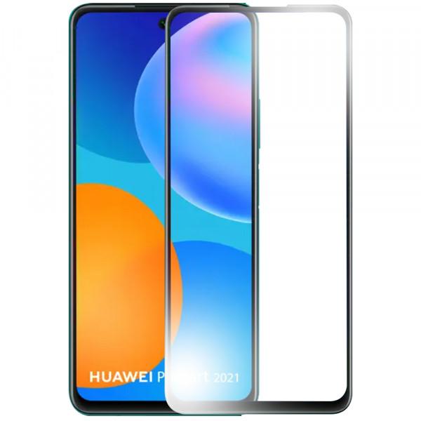MMOBIEL Glazen Screenprotector voor Huawei P Smart 2021 6.67 inch - Tempered Gehard Glas - Inclusief Cleaning Set
