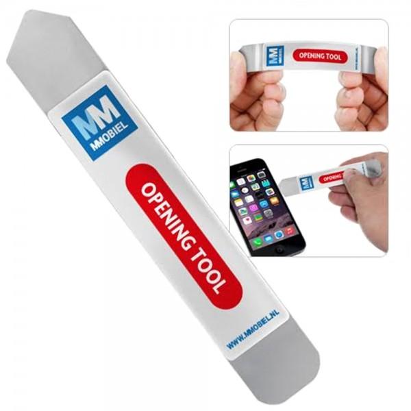 MMOBIEL Metall Spudger Pry Öffnungs Werkzeug für Handy iPhone, Samsung, Huawei
