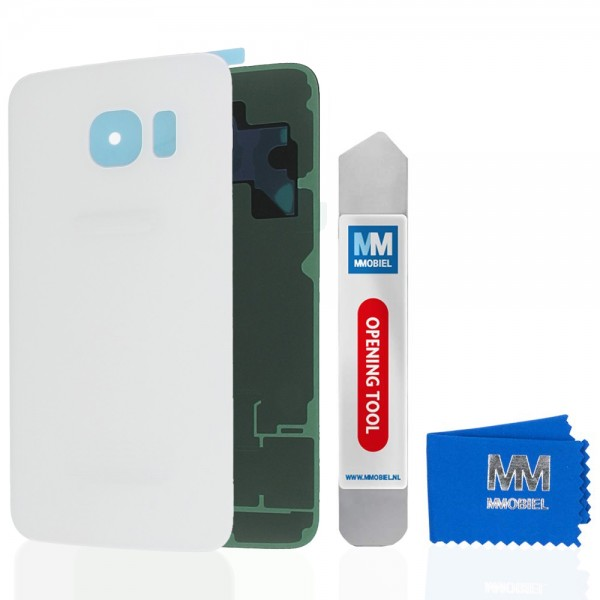 MMOBIEL Back Cover voor Samsung Galaxy S6 G920 (WIT)