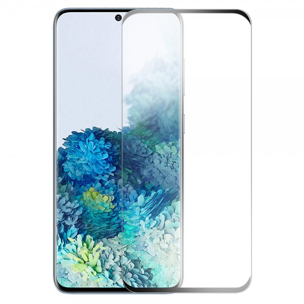 MMOBIEL Samsung Galaxy S20 Ultra Screenprotector Tempered Gehard Glas 2.5D 9H (0.26mm) - inclusief Cleaning Set