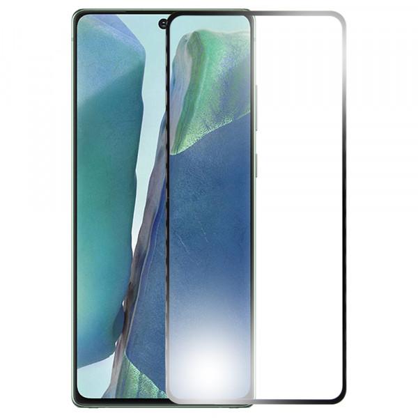 MMOBIEL 2-Pack Displayschutzfolie aus gehärtetem Glas für Samsung Galaxy Note 20 Ultra N985 / Note 20 Ultra (5G) N986 6.9 inch 2020 - Panzerglas – Temperglas - Inklusive Reinigungsset