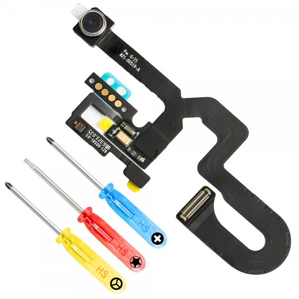 Frontkamera für iPhone 7 Plus Front Camera Flex Proximity Sensor + Werkzeug