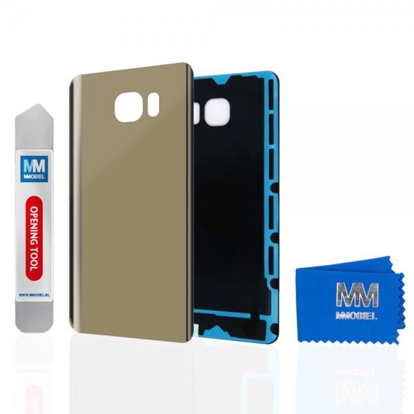 MMOBIEL Back Cover voor Samsung Galaxy Note 5 N920 (GOUD)