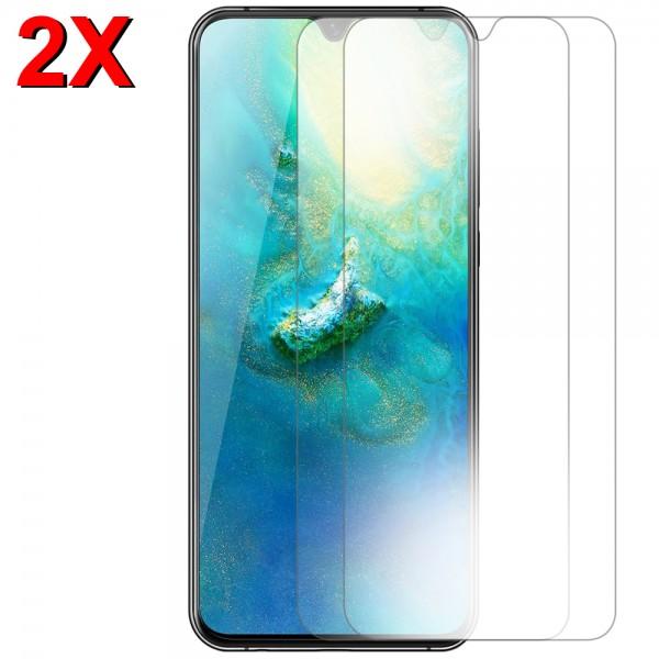 MMOBIEL 2 stuks Glazen Screenprotector voor Huawei Mate 20 - 6.53 inch 2018 - Tempered Gehard Glas - Inclusief Cleaning Set