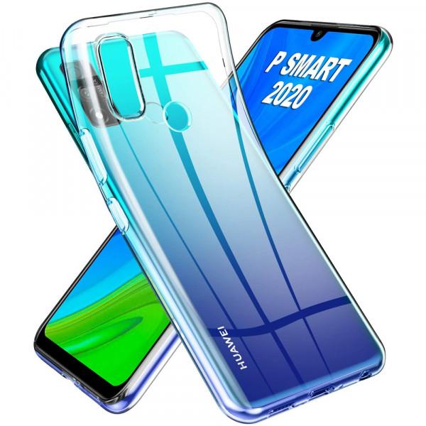 MMOBIEL Screenprotector en Siliconen TPU Beschermhoes voor Huawei P Smart 2020 6.21 inch