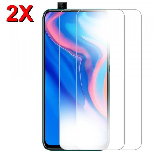 MMOBIEL 2 stuks Glazen Screenprotector voor Huawei P Smart Z - 6.59 inch 2019 - Tempered Gehard Glas - Inclusief Cleaning Set