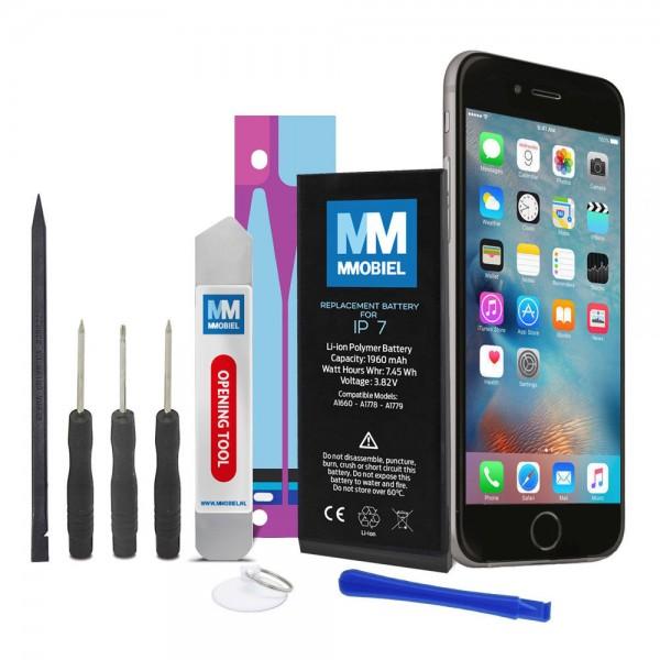 MMOBIEL Batterij / Accu voor iPhone 7 - 1960 mAh Batterij Li-Ion