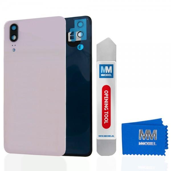 MMOBIEL Back Cover incl. Lens voor Huawei P20 2018 (GOUD)