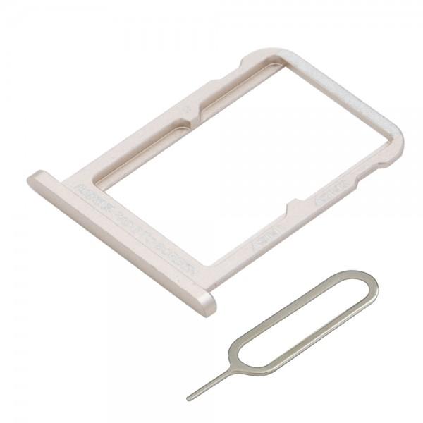 MMOBIEL Sim Tray Kaart Houder Nano Slot voor Xiaomi Mi A2 (GOUD)