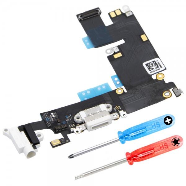 MMOBIEL Dock Connector voor iPhone 6 Plus (WIT)