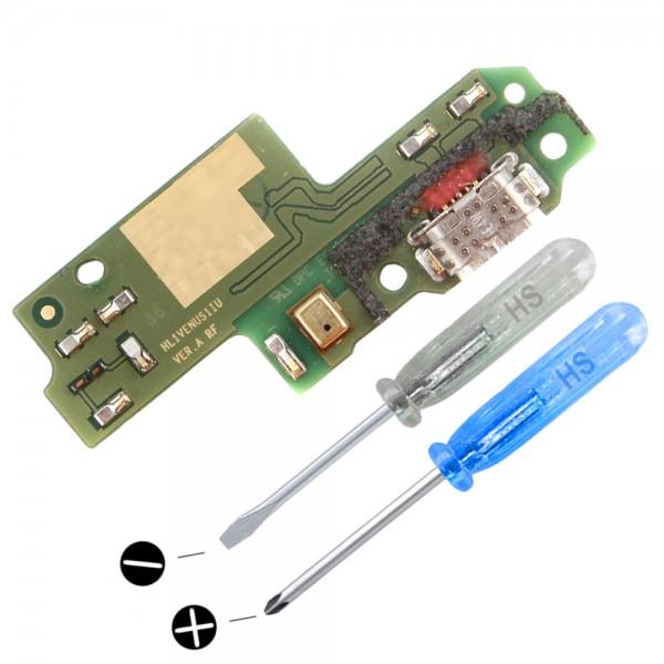 Dock Connector für Huawei P9 Lite 2016 Ladebuchse Ladeport + Werkzeug