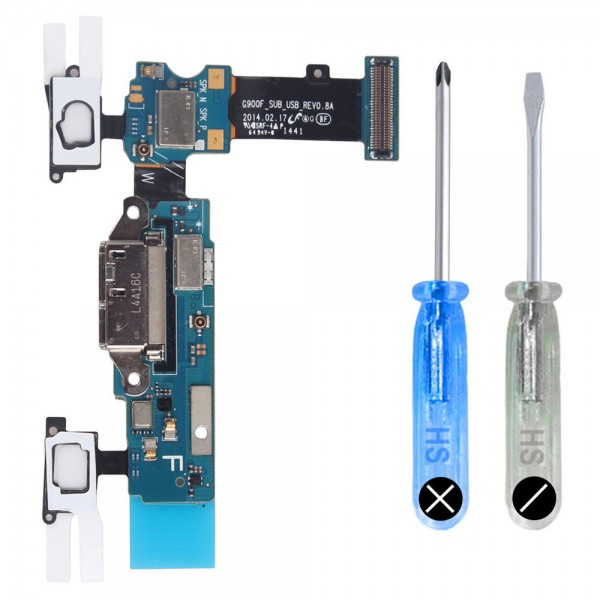 MMOBIEL Dock Connector voor Samsung Galaxy S5 (G900F)