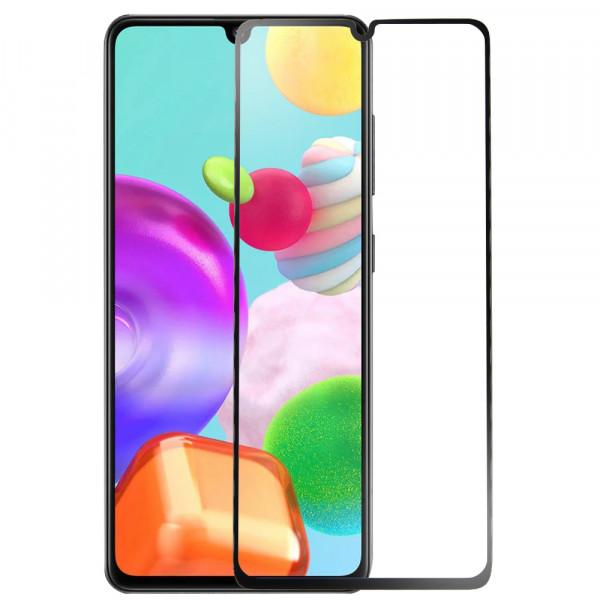 MMOBIEL Screenprotector en Siliconen TPU Beschermhoes voor Samsung Galaxy A41 A415 2020 6.1 inch