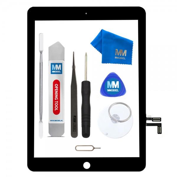 MMOBIEL Digitizer Scherm Display Glas Touchscreen voor iPad 5 2017 (ZWART) - inclusief Tools