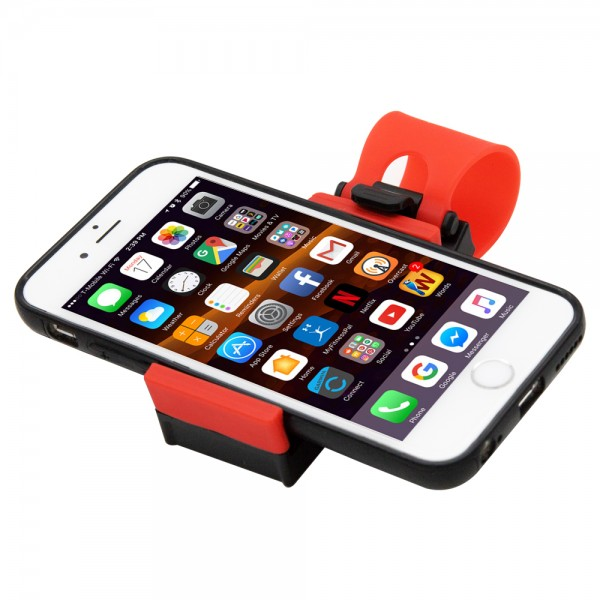 Universal Steering Wheel Phone Holder Mount Clip for Smartphones max 5.5 inch