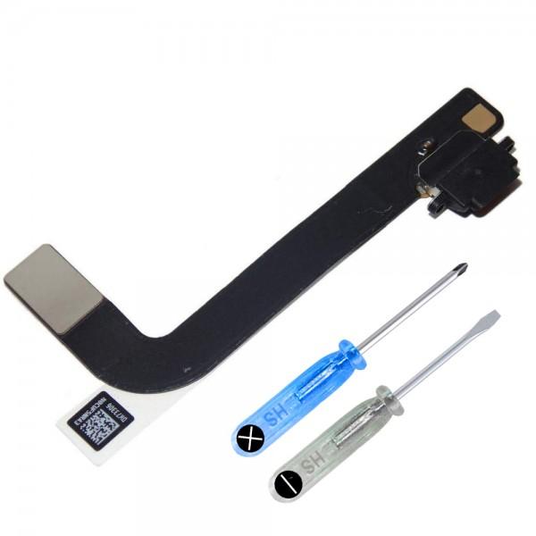 Dock Connector für iPad 4 Ladebuchse Ladeport + Werkzeug