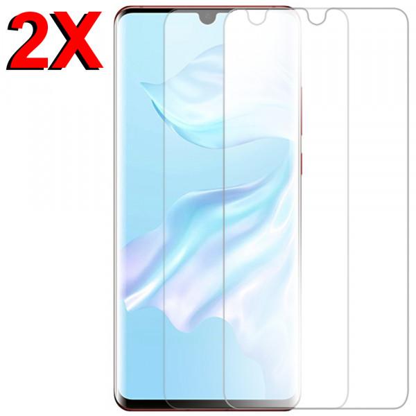 MMOBIEL 2 stuks Glazen Screenprotector voor Huawei P30 Lite 6.1 - inch 2019 - Tempered Gehard Glas - Inclusief Cleaning Set