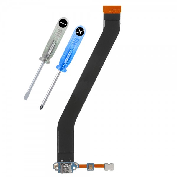 Dock Connector Charging Port for Samsung Galaxy Tab 3 incl. Screwdriver