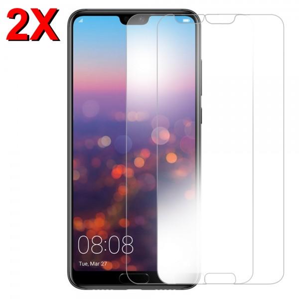 MMOBIEL 2 stuks Glazen Screenprotector voor Huawei P20 Pro - 6.1 inch 2018 - Tempered Gehard Glas - Inclusief Cleaning Set