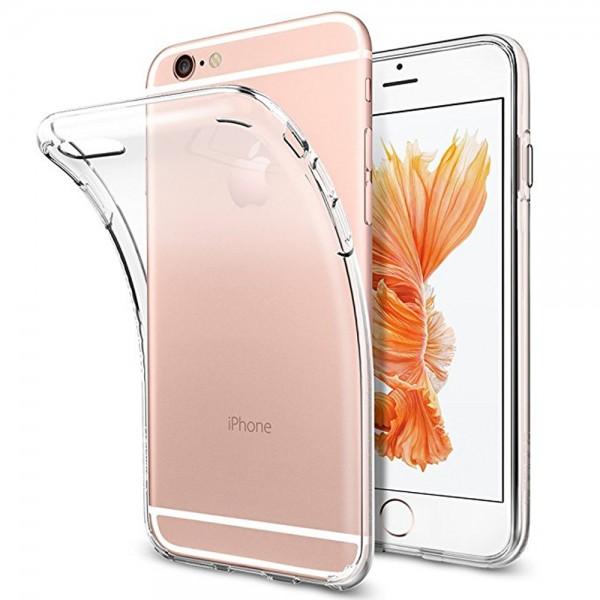 TPU Silicone Case Hülle Back Cover Ultradünn Schutz für iPhone 6