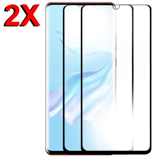 MMOBIEL 2 stuks Glazen Screenprotector voor Huawei P30 - 6.1 inch 2019 - Tempered Gehard Glas - Inclusief Cleaning Set