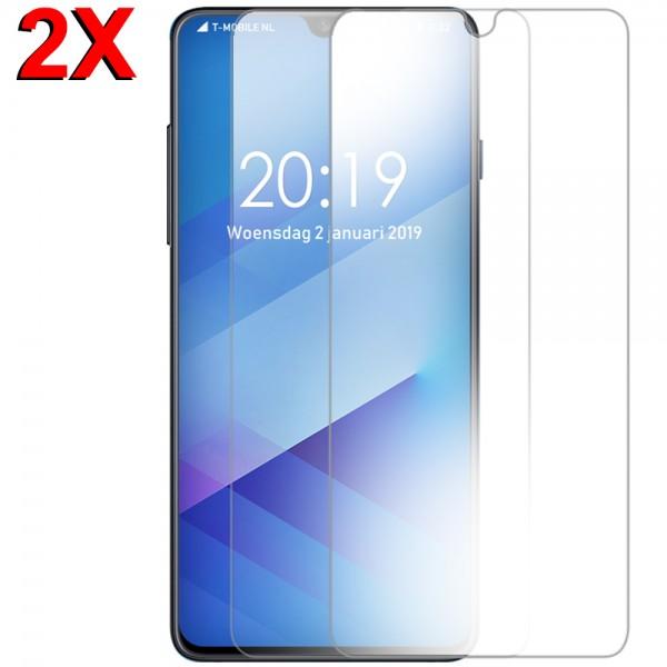 MMOBIEL 2 stuks Glazen Screenprotector voor Samsung Galaxy A50 A505 2019 - 6.4 inch - Tempered Gehard Glas - Inclusief Cleaning Set