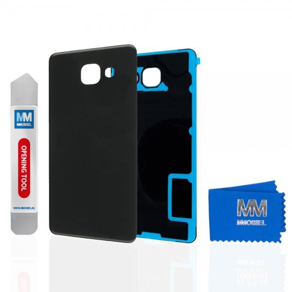 MMOBIEL Back Cover voor Samsung Galaxy A5 A510 2016 (ZWART)