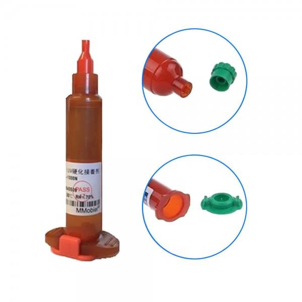 MMOBIEL UV Loca 5 ml LCD Kleber Glue Transparent für Smartphone
