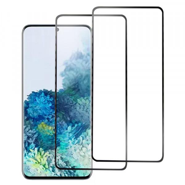 MMOBIEL 2 stuks Glazen Screenprotector voor Samsung Galaxy S20 FE (5G) 6.5 inch 2020 - Tempered Gehard Glas - Inclusief Cleaning Set
