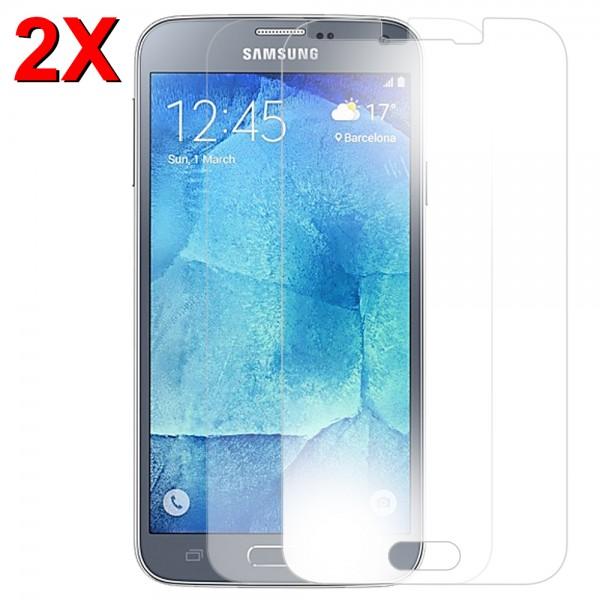MMOBIEL 2 stuks Glazen Screenprotector voor Samsung Galaxy S5 - 5.1 inch 2014 - Tempered Gehard Glas - Inclusief Cleaning Set