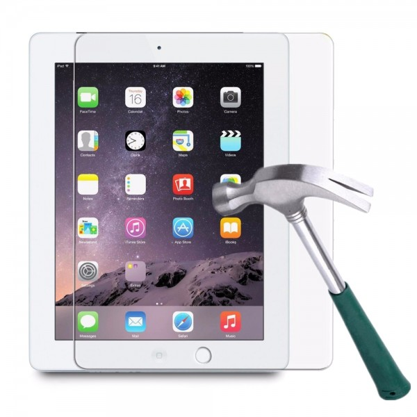 MMOBIEL iPad 4/ 3 / 2 Glazen Screenprotector Tempered Gehard Glas 2.5D 9H (0.26mm) - inclusief Cleaning Set