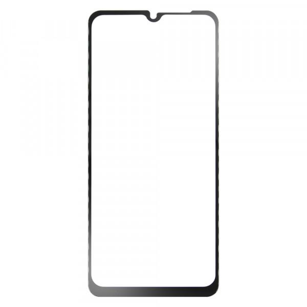 2-Pack Displayschutzfolie aus gehärtetem Glas für Samsung Galaxy A12 SM-A215 6.5 inch 2020 - Panzerglas – Temperglas - Inklusive Reinigungsset
