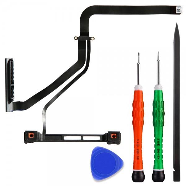 MMOBIEL HDD harde schijf flex kabel voor MacBook Pro A1278 - 13 inch - 2009/2010 - Part Nr 821-0814-A/922-9062 - Sensor Slaapdetector Kabel