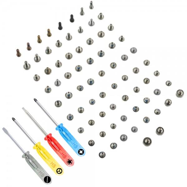 Komplettes Schrauben Set Alle Schrauben für iPhone SE 2020/8